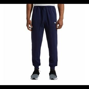 New Puma Mens French Terry Jogger